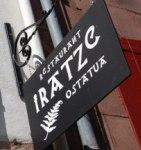 Iratze Ostatua - Restaurant à St Jean Pied de Port