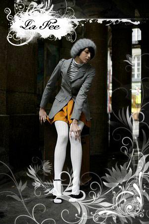 La Fée, Styliste de mode