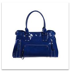 Sac Longchamps bleu