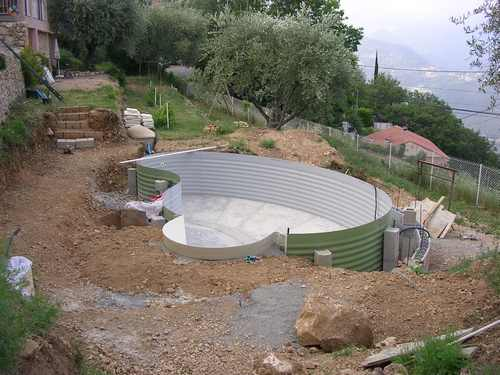 la lidicast piscine waterair