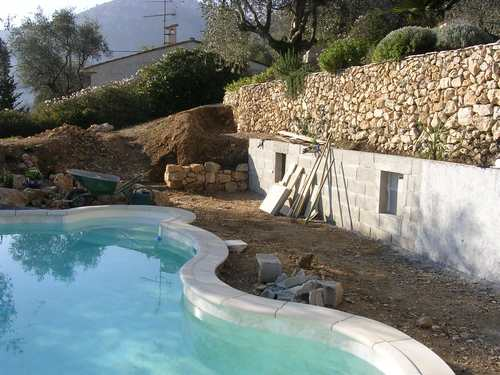 La lidicast piscine waterair for Amenagement plage piscine