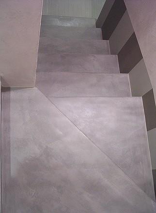 James am peintre en decors la peinture d corative de vos r ves for Peinture pour escalier en beton