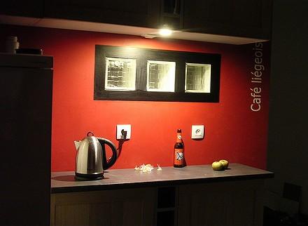 James am peintre en decors la peinture d corative de vos r ves for Peinture acrylique cuisine