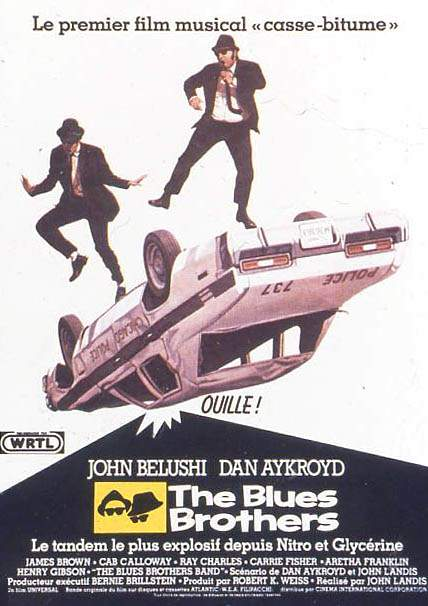 THe BLueS BRoTHeRS(198o) DVDFuLL FReNCH eNGL TeaMSToNeS preview 0