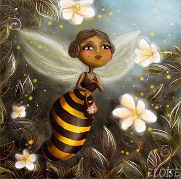 """""""Si les abeilles disparaissent, les jours de l'homme sont comptés"""" Abeille"""
