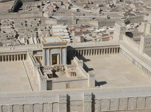 Images Israélites et Messianiques Temple_de_Jerusalem