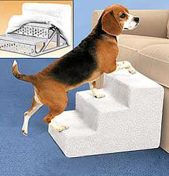 187 l escalier pour chiens step