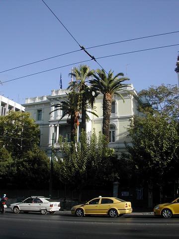 L Hotel Merlin De Douai Athenes
