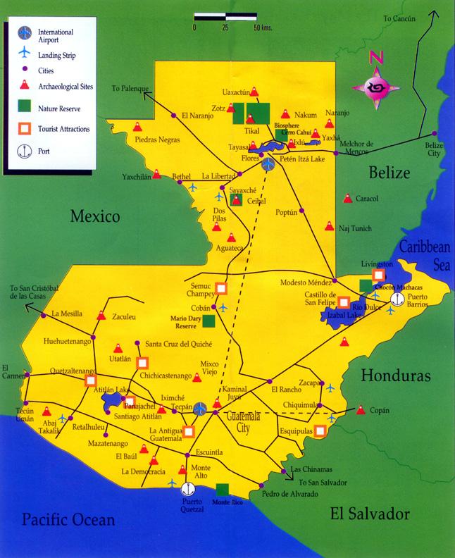 Le bourreau et le quetzal ! dans politique 10-map