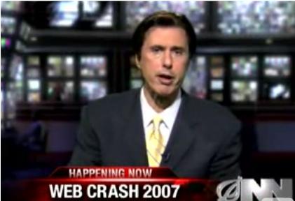 Quand Internet a crashé...